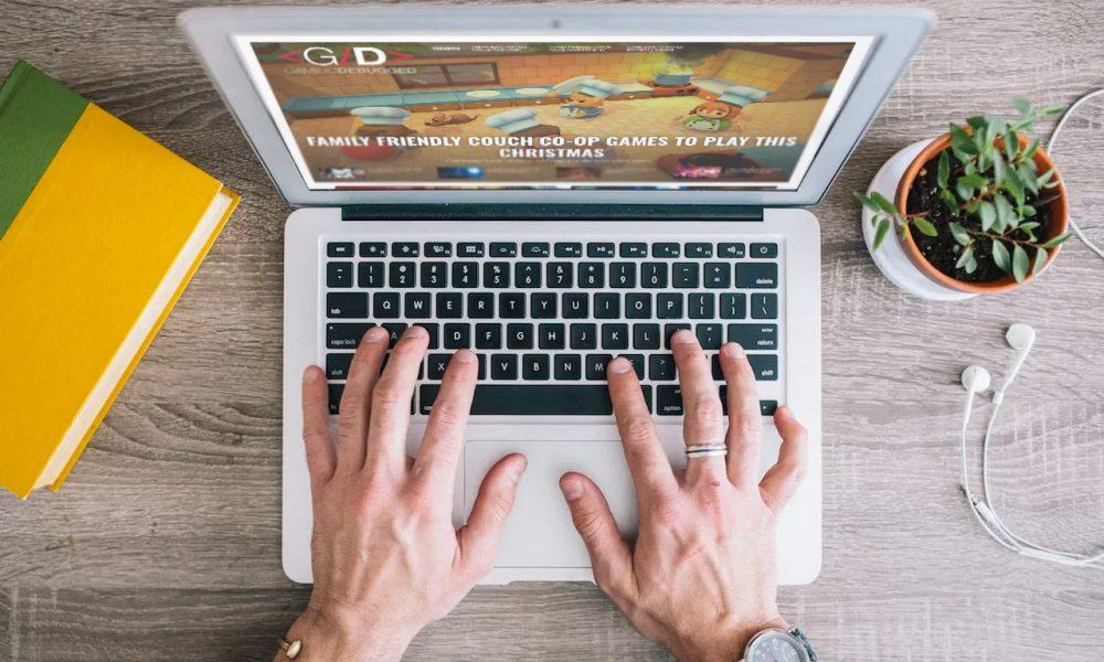 Game Blogging